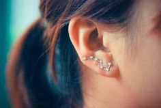 Constilation earings