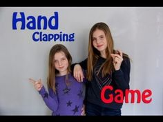 Hand Clapping Game (with English subtitles) Boom, Snap Clap.. - Nina Houston - YouTube Hand Clapping Games, Percussion, Houston, Instruments, Classroom, English, Hands, Music, Youtube