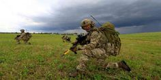 "Top News: ""EUROPE POLITICS: NATO War Game Defends Baltic Weak Spot for First Time"" - http://politicoscope.com/wp-content/uploads/2017/06/British-army-soldiers-take-part-in-Suwalki-gap-defence-exercise-in-Mikyciai-Lithuania.jpg - ""The training helps present credible defense force that will deter aggression, but if not we'll be prepared to move to defend the borders of NATO,"" Gventer.  on Politics - http://politicoscope.com/2017/06/19/europe-politics-nato-war-game-defends-balti"