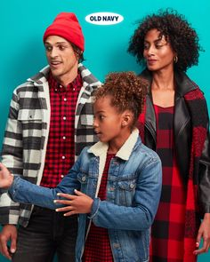 Get those gift lists ready – we're going to spark some merry this holiday season! From cozy fleece to classic plaids, shop buzzy gifts for everyone on your list this holiday at Old Navy. Baby Girl Jeans, Girls Jeans, Baby Boy, Maternity Shops, Maternity Wear, Smile Pictures, Christmas Campaign, Brand Campaign, Kids Branding