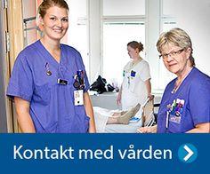 Alla kliniker, enheter och mottagningar på SÄS. Här finns kontaktuppgifter och praktisk information.