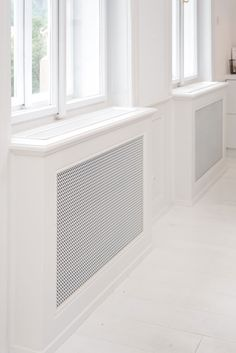 art-nouveau-ap-masked-radiators - Home Decorating Trends - Homedit Built In Furniture, Diy Furniture, Return Air Grill, Modern Radiator Cover, Decorative Radiators, Bay Window Living Room, Sell Diy, Interior Design Inspiration, Design Case