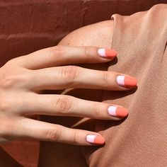 6 Nail Looks We Love Using the New Essie Avant Garde Collection - Nail Art Do It Yourself Nails, How To Do Nails, Nail Polish Designs, Nail Art Designs, Nail Design, Salon Design, Cute Nails, Pretty Nails, Hair And Nails