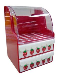 strawberry cubby