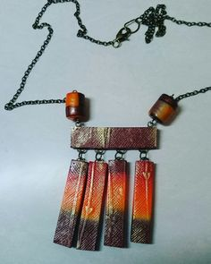 """Necklace """"African Love"""""""