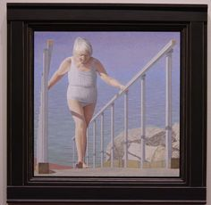 Alex Colville, Canadian Artist, Acrylic Alex Colville, National Art, Canadian Artists, Artist Painting, Art Gallery, Inspirational, Paintings, Artwork, Art Museum