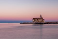 Liked on Pinterest: Caorle church