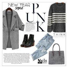 """New Year's Style Resolution"" by water-polo ❤ liked on Polyvore featuring WithChic, Wrap, Sheinside, polyvoreeditorial, waterpolo and styleresolution"