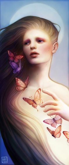 Kai Fine Art is an art website, shows painting and illustration works all over the world. Fantasy Women, Fantasy Art, Illustrator, Beautiful Artwork, Beautiful Flowers, Beautiful Pictures, Female Art, Amazing Art, Illustration Art