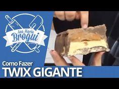 Ana Maria Brogui #38 - Como fazer Twix Gigante - YouTube