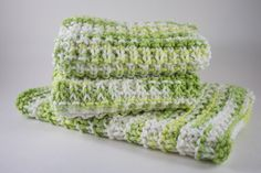 Hand Knit Dishcloth Set Green/White - Mix http://etsy.me/2nT2kf3  . . #etsy #housewares #green #cotton #dishcloth #knitdishcloth #knitwashcloth #dishtowel #knitteddishcloth  #cottonyarn #knittersofig #knittersofinstagram #etsyshop #ncknitters #knittersofnc