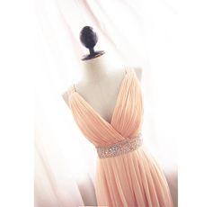 Great Gatsby Blush Pink Dusty Cathedral Dress Elven Jane Austen Alice in Wonderland Flowy 1920s Marie Antoinette Edwardian Hollywood Gown