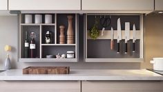 Want to make most out of your city kitchen space? Here are 10 urban kitchen drawer storage ideas. Diy Kitchen, Kitchen Interior, Home Interior Design, Kitchen Design, Kitchen Decor, Kitchen Cupboard Doors, Kitchen Drawers, Kitchen Storage, Drawer Storage