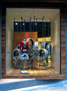 Anthropologie window shopping....