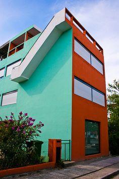 Cité Frugès 2005 - Le Corbusier