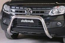 Delta 4x4 Nudge Bar - Volkswagen Amarok - Wolf 4x4 Pty Ltd