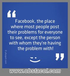 Image detail for -Funny facebook saying | Funny Pictures, Funny Images, Funny Quotes