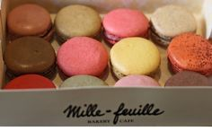 New #Deal Available - 12 or 40 Gourmet Macarons at Mille-Feuille (Up to 42% Off) @ https://igrabbedit.com/12-40-gourmet-macarons-mille-feuille-42-off/ #NewYork