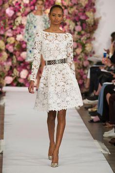 Fashion Week NYC 2015 PE : Oscar De La Renta - Les éLUXcubrations de Laëti | Les éLUXcubrations de Laëti