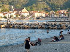 If you handed me a map of France a year ago and asked me to find the town of Collioure,..
