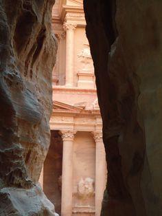 Petra- Jordania