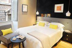 Roma, il Nerva Boutique Hotel propone camera arredate con gusto a partire da 64 euro hotelnerva.com