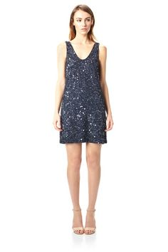 Flash Sequins Dress, French Connection