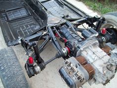 vw beetle irs rear suspension - Google Search