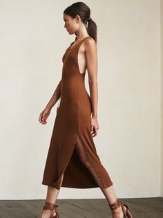 DILETTA DRESS - Reformation