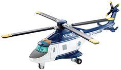 Disney Planes Fire & Rescue Deluxe Diecast Vehicle - Blazin' Blade Ranger