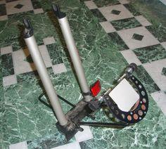 DIY truing stand-design