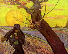 gogh the sower2 1888 89 (from Old Painters)