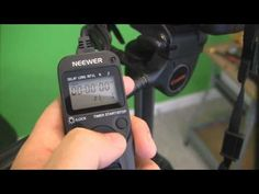 Canon 600D T3i Time Lapse Controller - Digital Timer Remote