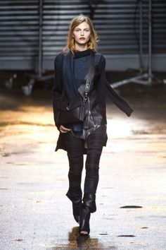 3.1 Phillip Lim: devil-may-care for fall 2013