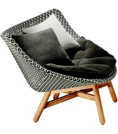 Mbrace Dedon Lounge Chair