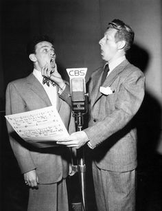Frank Sinatra & Danny Kaye