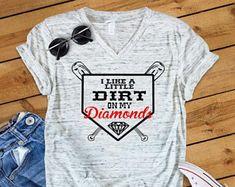 Nike Sportswear Herren-T-Shirt – Pink NikeNike Softball Mom Shirts, Softball Gifts, Softball Quotes, Baseball Gifts, Girls Softball, Baseball Season, Sports Shirts, Baseball Couples, Baseball Girlfriend