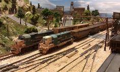 yard work... - Model Railroader Magazine - Model Railroading, Model Trains, Reviews, Track Plans, and Forums
