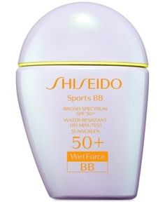 Shiseido Sports Bb Broad Spectrum Spf 50+ Water Resistant Sunscreen -