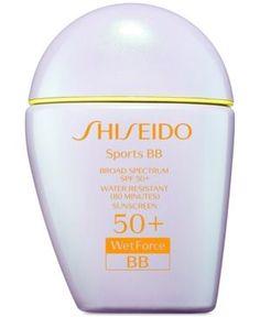 Shiseido Sports Bb Broad Spectrum Spf 50+ Water Resistant Sunscreen -