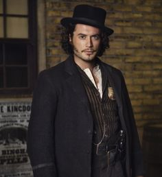 Francis Maguire played by Kevin Ryan.  BBC America's Copper.  Thank you, casting, for thinking of the ladies.
