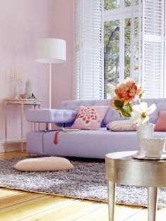 sillon color pastel