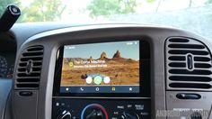 How to install tablet in your car