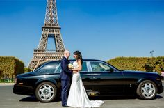 Lovely elopement in Paris Elopements, See Picture, Tower, Paris, American, Couples, Wedding Dresses, Pictures, Travel