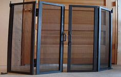 ... Aesthetic and Functional Doors : Panel Curtains For Sliding Glass Door