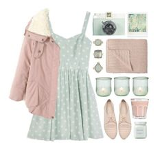 A fashion look from April 2014 featuring Mink Pink dresses and 10 Bells rings. Browse and shop related looks. Beautiful Outfits, Cool Outfits, Casual Outfits, Hijab Fashion, Fashion Beauty, Fashion Outfits, Betty Cooper Outfits, Elegant Outfit, Kawaii Fashion