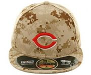 New Era Authentic Collection Cincinnati Reds On-Field 2014 Fitted Alternate 2 Hat