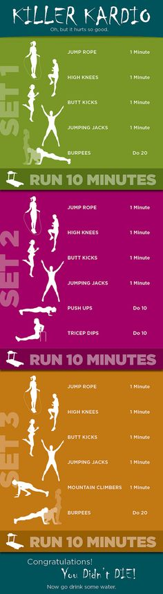 AWESOME WORKOUT