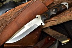 CFK USA Custom Handmade D2 Kamikaze Military Spec Ops Fighter Survival Knife | eBay