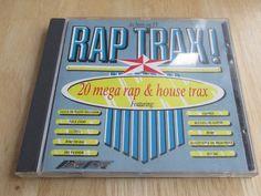 Rap Trax 20 rap & house trax ft EPMD Whodini Simon Harris Yazz Bomb The Bass in Music, CDs | eBay
